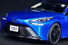 次世代を担うだろう燃料電池車も変速機は使わないです